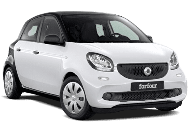 Smart forfour Mercedes Benz