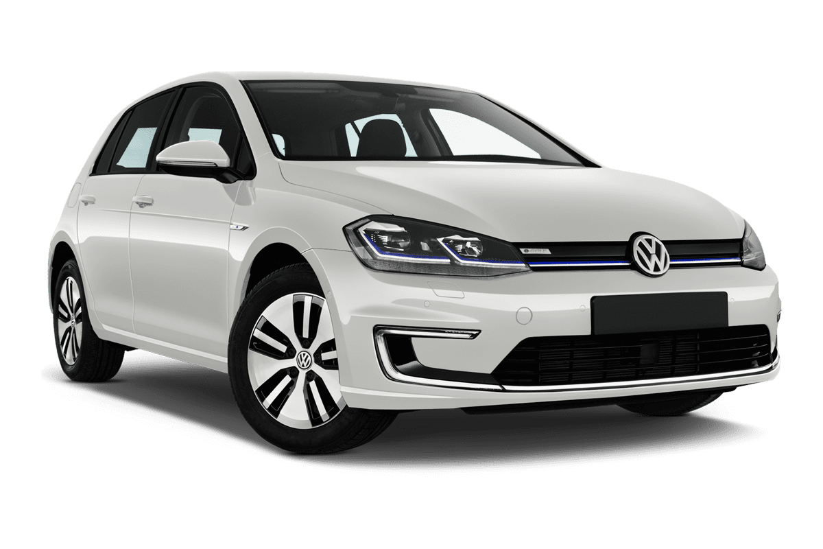 Volkswagen e golf 2017
